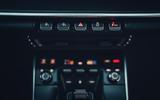 2019 Porsche 911 Carrera S track drive - analogue switches