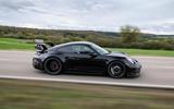 Porsche 911 GT3 2021 passenger ride - driving side