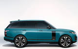Range Rover 50th Anniversary 2020 - exterior shot