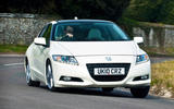 Used vs PCP: hybrid hatchbacks - Honda CR-Z