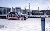 81 Audi Q4 Etron 2021 prototype drive static
