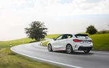 BMW 1 Series 128ti official reveal - track rear