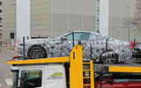 BMW 4 Series Coupe 2020 - static side