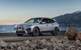 81 BMW iX prototype ride 2021 static