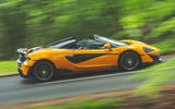 81 fastest cars tested by Autocar McLaren 600LT spider