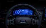 81 Ford Fiesta 2021 refresh Active instruments