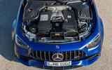 2020 Mercedes-AMG E63 facelift - estate engine