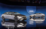 81 mercedes eqs official reveal images pair