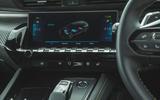 81 PHEV wagons triple test 2021 508 infotainment