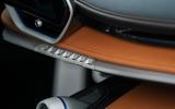Pininfarina Battista customer preview event - buttons