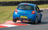 Renaultsport history picture special - Renaultsport Clio 197 rear