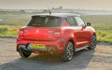 Suzuki Swift Sport Hybrid 2020 - static rear