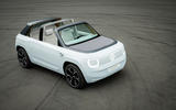 81 Volkswagen ID Life concept drive static front roof off