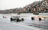 Autocar fixes Formula One - wet race