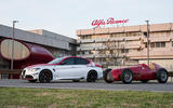 70 years of Formula One - Alfa Romeo then and now