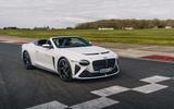 82 Bentley Mulliner Bacalar prototype drive 2021 static front