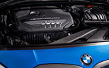 BMW 1 Series 2019 official reveal - engine