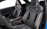 BMW CS 2020 official press images - seats