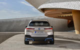 BMW iNext official images - static rear end