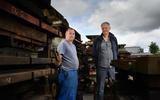 82 British Motor Heritage factory visit 2021 pair