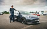 82 EV track day llandow 2021 feature interview