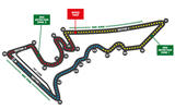 82 F1 2021 season circuit guide USA