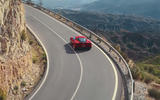 Ferrari F8 Tributo 2019 first ride review - on the road rear