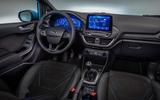 82 Ford Fiesta 2021 refresh Active studio interior