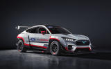 Ford Mustang Mach-E 1400 official images - studio front