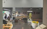 Jim Clark Museum preview day - atrium