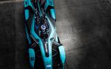 82 Jaguar Racing Formula e interview 2021 aerial
