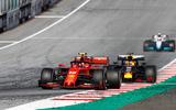 Charles Leclerc interview, 2019 British Grand Prix - mid-race