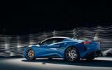 82 Lotus Emira 2021 reveal static rear