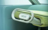 82 Mini Urbanaut 2021 concept studio steering wheel