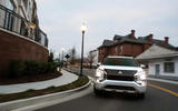 82 Mitsubishi Outlander 2021 official images on road nose