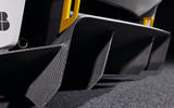 82 Porsche Mission R concept feature diffuser