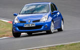 Renaultsport history picture special - Renaultsport Clio 197