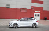 Skoda Vision RS concept drive - drive side