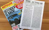 Subscribe to Autocar