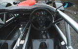 Top 50 cars 2020 - final five - Ariel Atom 4 interior