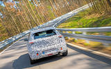Vauxhall Corsa 2019 prototype drive - rear end