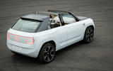82 Volkswagen ID Life concept drive static rear roof off