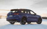 Volkswagen Touareg R 2020 official reveal images - static rear