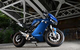 Superbike looks, but it's actually more of a relaxed sport tourer
