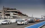 McLaren 570S GT4 racing series to launch in 2018