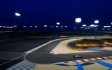 Autocar fixes Formula One - night