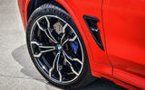 BMW X4M official press - alloy wheels