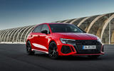83 Audi RS3 2021 official reveal hatch static front