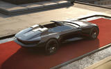 83 Audi Sky sphere concept 2021 rear