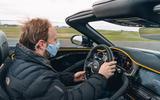 83 Bentley Mulliner Bacalar prototype drive 2021 PW driving